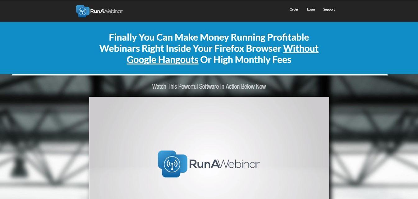 Run A Webinar