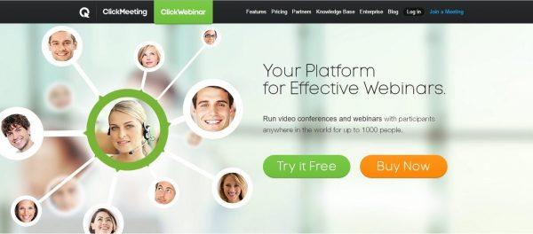click webinar